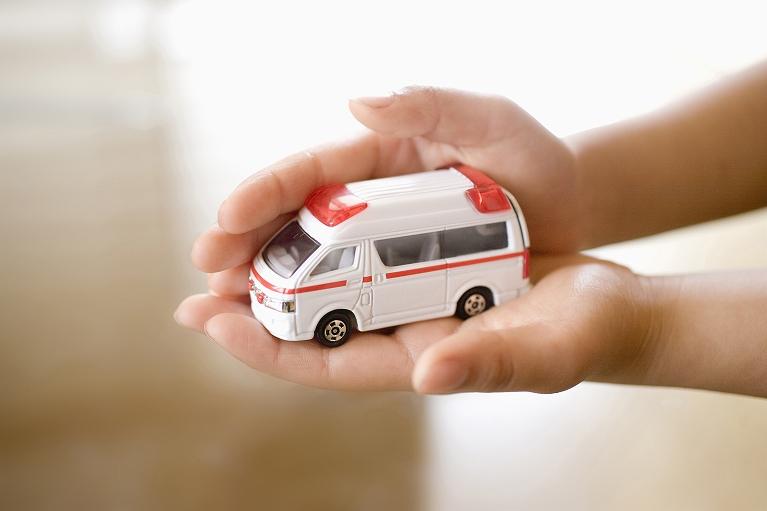 交通事故治療の注意点